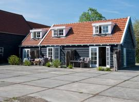 Gastenverblijven boerderij Het Driespan, hotel near Arnemuiden Station, Middelburg