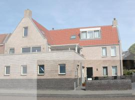 TS37, apartment in West-Terschelling