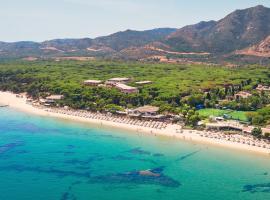 Forte Village Resort - Villa Del Parco & Spa, отель в Санта-Маргерита-ди-Пула