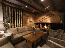 Eira Ski Lodge, spa hotel in Baqueira-Beret