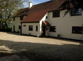 East Hillerton House, country house in Crediton