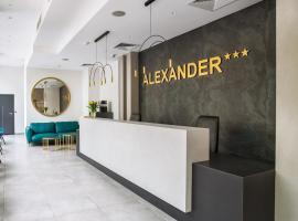 Hotel Alexander, hotel a Cracovia, Centro Storico di Cracovia