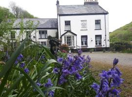 Score Valley Country House, hotel in Ilfracombe