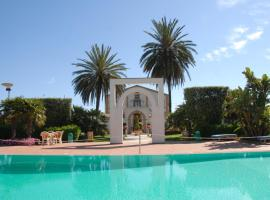 Hotel Villa Palocla, hotell i Sciacca