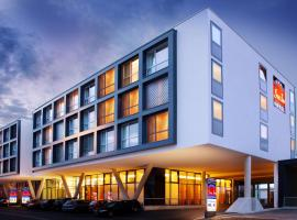 Star Inn Hotel Salzburg Airport-Messe, by Comfort, отель в Зальцбурге