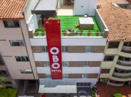 Obo Hotel, hotel near The Dancer's Park, Medellín