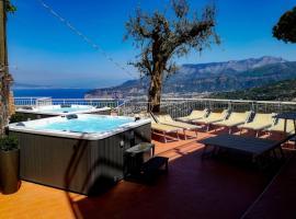 Hotel Villa Fiorita, hótel í Sorrento