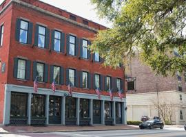East Bay Inn, Historic Inns of Savannah Collection, boutique hotel in Savannah