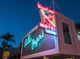 Villa Capri by the Sea, motel in San Diego