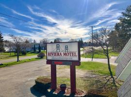 Riviera Motel, motel in Mackinaw City