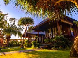 Balangan Beach Amangati, отель в Джимбаране