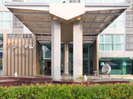 Top View Hotel โรงแรมในศรีราชา