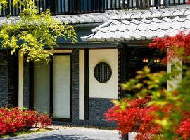 Ryokan KANADE, ryokan a Kyoto
