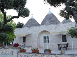 Antiche Dimore TerraRossa, casa o chalet en Alberobello