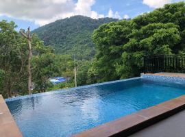 Vasinee Villa, hotell sihtkohas Thong Nai Pan Yai