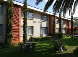 Stanville Inn, hotel in Welkom