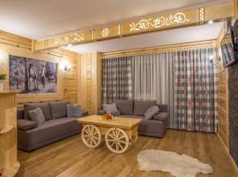 Apartamenty u Grażyny, apartment in Murzasichle