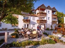 Ferienwohnungen Sonnengarten, hotel in Gunzenhausen
