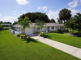 Villa little Paradise, Hotel mit Whirlpools in Cape Coral