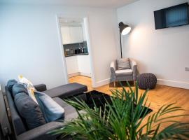 Prosper House Apartment - First floor., hotel near Norwich Cathedral, Norwich