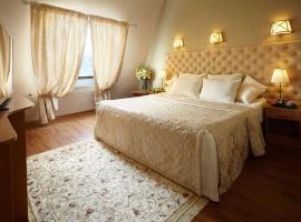 Kroshka Enot Mitino, hotel near Arkhangelskoye Estate, Moscow