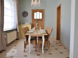 Ciepers Lodge, self-catering accommodation in Ieper