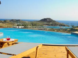 Almyra Guest Houses, serviced apartment in Paraga