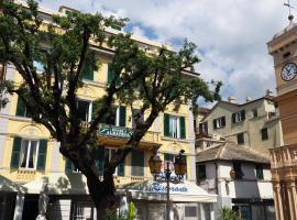 hotel albatros, hotell i Arenzano