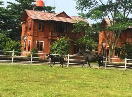 APM Equestrian Resort, pet-friendly hotel in Tangerang