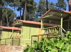 Camping Resort-Bungalow Park Mas Patoxas, campground in Pals