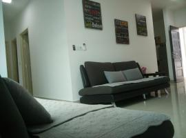 Apartel opp Spice Arena, apartment in Bayan Lepas