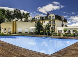 Spa Hotel Diana, отель во Франтишкови-Лазне