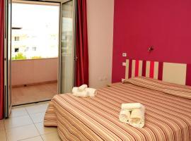 Hotel La Punta, hotel a Otranto