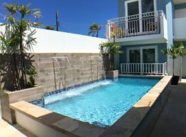 Breeze Point at Ocean, apartment in San Juan