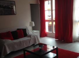 Appartement Résidence Windsor, hotel near Saint-Germain Golf Course, Poissy