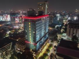 Aria Centra Surabaya, отель в Сурабае