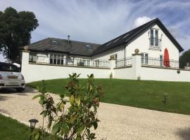Retreat at The Knowe Auchincruive Estate, country house in Ayr