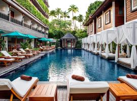Astagina Resort Villa and Spa, hotel in Legian