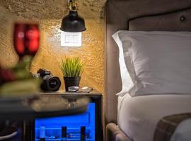 Navona Jacuzzi Rooms, hotel with jacuzzis in Rome