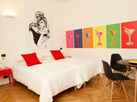 TRNAPT Torino Apartments, appartamento a Torino