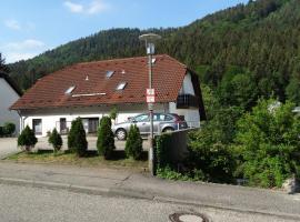 Alb-Rosa, Ferienwohnung in Bad Herrenalb