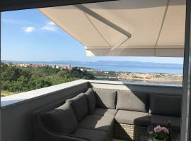Apartmenthaus Suskovic Insel Krk, pet-friendly hotel in Omišalj
