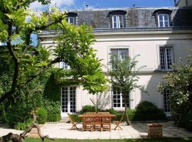 Villa Trianon Versailles、ル・シェネにある大トリアノン宮殿の周辺ホテル
