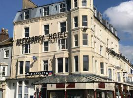 The New Alexandra Hotel, hotel in Llandudno