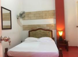 Casa Manzana LA HABANA, hotel in Havana