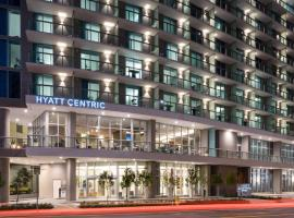 Hyatt Centric Brickell Miami, hotel near University of Miami, Miami