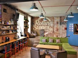 Rolling Stones hostel, hotel near Irkutsk International Airport - IKT,