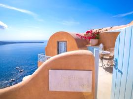 Kastro Oia Houses, holiday home in Oia