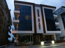 ADEN APART, apartment in Ankara
