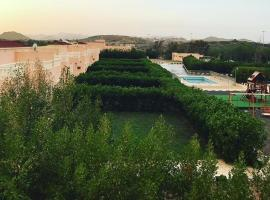 Blansyah Resort - Families Only, resort in Taif